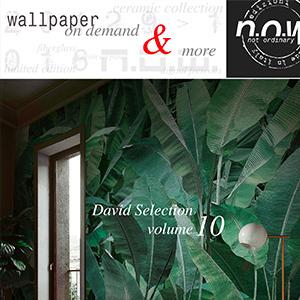 Carte da parati su misura in vinile o fibra di vetro by N.O.W. Edizioni
