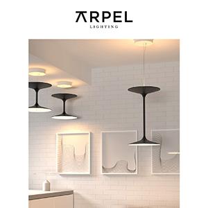Luce diretta e indiretta: lampade a sospensione Multiverse by Arpel Lighting