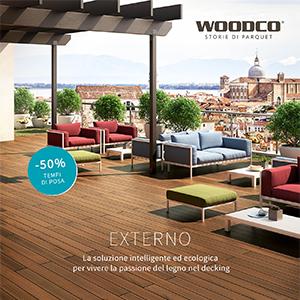 Externo, il pavimento ideale per vivere gli ambienti outdoor by Woodco