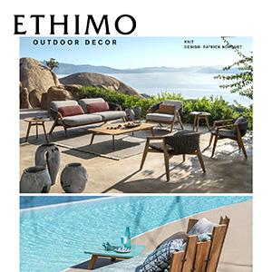 Ethimo: un morbido benessere per i momenti di relax en plein air