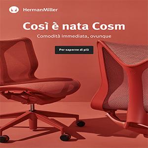 Sedute ergonomiche Herman Miller