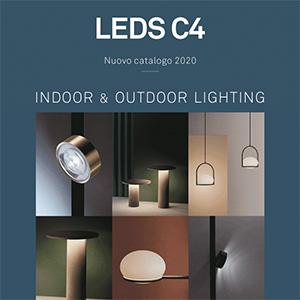 Illuminazione indoor e outdoor Leds-C4: nuovo catalogo 2020