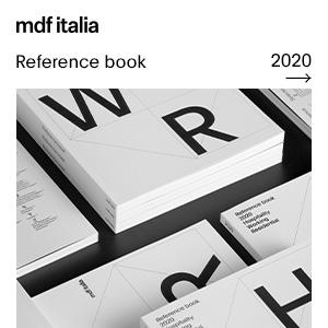 MDF Italia Reference Book 2020: un viaggio tra i progetti più suggestivi del brand