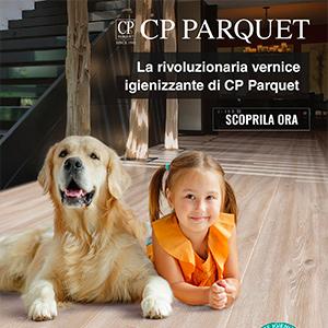 CP Parquet, nuova vernice igienizzante biocompatibile contro germi e batteri