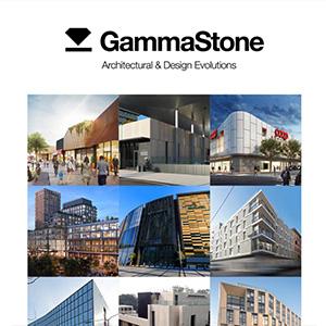 Pannelli piani ed elementi monolitici per facciate: Air Technology Gammastone