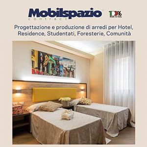Mobilspazio: progettazione e produzione di arredi per il Contract
