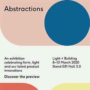 Abstractions: le novità Reggiani a Light+Building 2020
