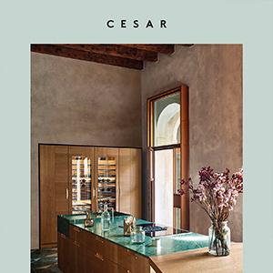 Cesar, cucina Intarsio: originalità e simmetria. Scarica il catalogo