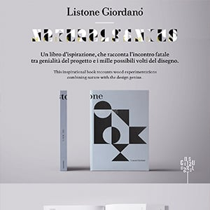 Scarica l'inspiration book dedicato al design del legno firmato Listone Giordano