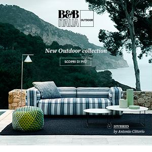 Nuova collezione Outdoor 2020 B&B Italia