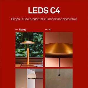 Illuminazione decorativa Leds-C4: nuovo catalogo 2020
