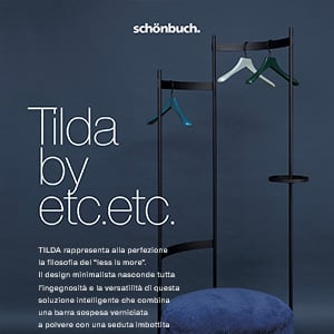 La funzione incontra l'estetica: Tilda by Schönbuch