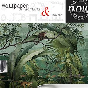 Rivestimenti murali su misura N.O.W. Edizioni: scarica il catalogo