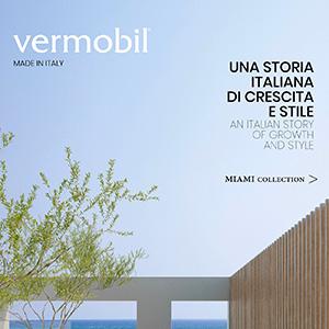 Arredi outdoor Made in Italy Vermobil: collezione Miami