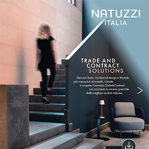 Natuzzi Italia, soluzioni su misura Trade and Contract