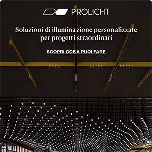 Illuminazione personalizzata per progetti straordinari - PROLICHT