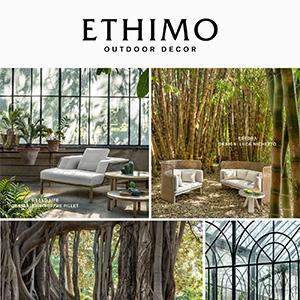 Nuove collezioni Ethimo per l'outdoor 2020
