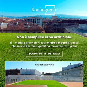 Il verde high-tech di ultima generazione per tuoi progetti - Roofingreen