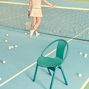 TON Grand Slam chair collection