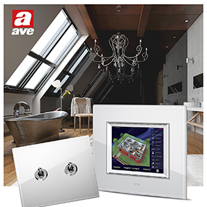 Illumina il tuo stile con il design e la tecnologia AVE!
