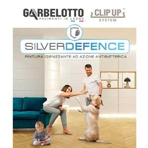 Garbelotto: Silver Defence in omaggio su tutti i nostri prodotti e Clip Up System