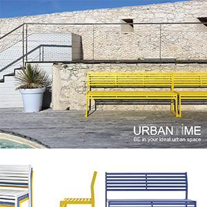Nuovi arredi outdoor Urbantime by Diemmebi