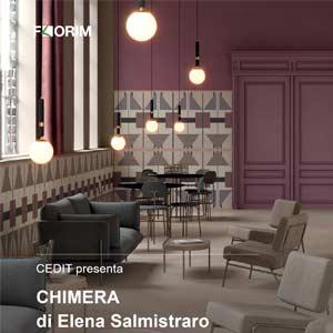 CEDIT presenta Chimera di Elena Salmistraro