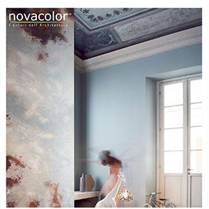 Finiture decorative Novacolor: i colori cambieranno il mondo