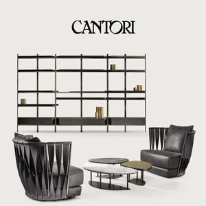 Poltrona Twist. Icona del Made in Italy by Cantori