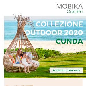 Nuove collezione Mobika Garden per l'outdoor