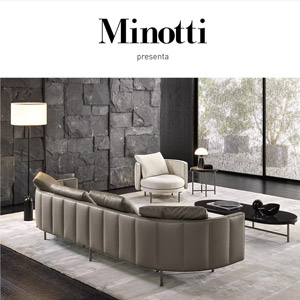 Minotti presenta Torii – nendo design