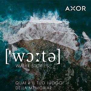 AXOR Places: storie autentiche legate ai luoghi da cui prendono vita i prodotti AXOR