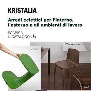 Kristalia: arredi flessibili per tutti gli ambienti