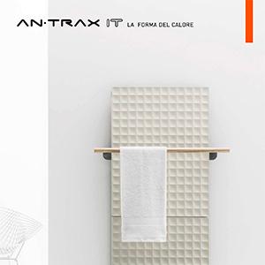 Radiatore in alluminio riciclato by Antrax IT: benessere e comfort abitativo