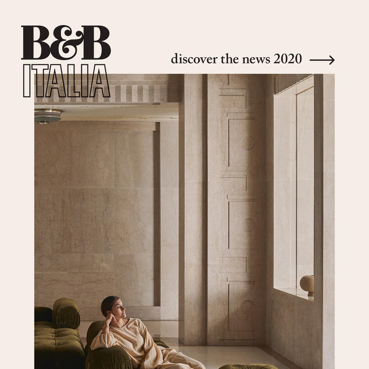 B&B Italia collezione 2020