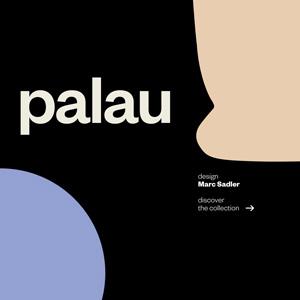 Et al. sedute Palau by Marc Sadler: leggerezza al primo sguardo