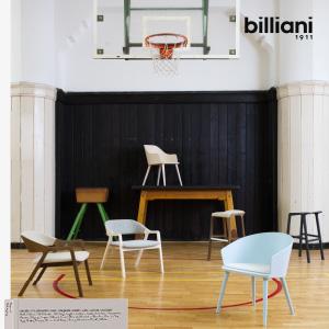 Nuovo catalogo Billiani: nuovi prodotti e tessuti ricercati. Scarica ora