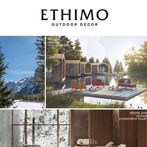 Ethimo, le nuove collezioni per l'outdoor living ad alta quota