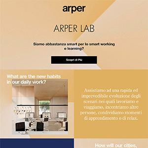 Arper Lab: editoriali, inchieste e interviste a esperti e progettisti
