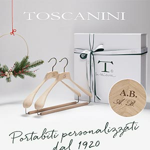 Portabiti personalizzati Toscanini: scopri le collezioni