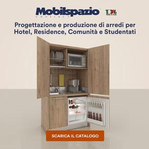Mobilspazio contract: progettazione e produzione di arredi e cucine monoblocco