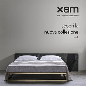 Nuova collezione letti xam 2020
