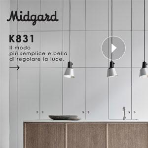 Il modo più semplice e bello di regolare la luce by Midgard