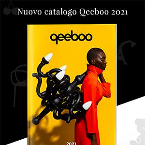 Catalogo Qeeboo 2021: una favola moderna in chiave pop