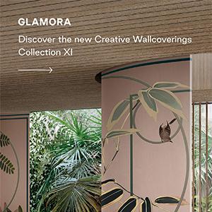 Carte da parati Glamora: new Collection XI