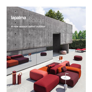 Lapalma Outdoor collection: la voglia di vivere all'aperto