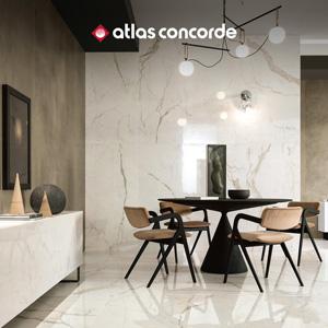 Il fascino del marmo in gres porcellato: Marvel Shine Atlas Concorde