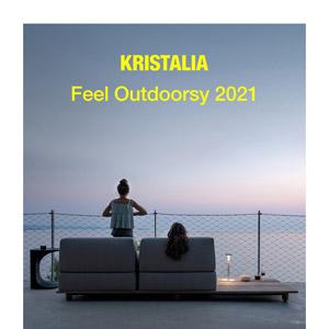 Kristalia sedute outdoor Palco, design Sam Hecht and Kim Colin