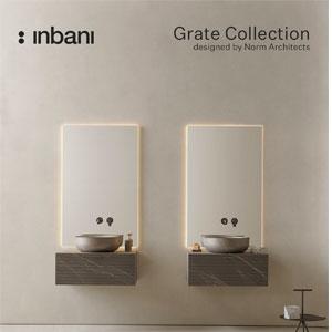 Inbani, lavabi Grate: un continuo contrasto tra luci e ombre