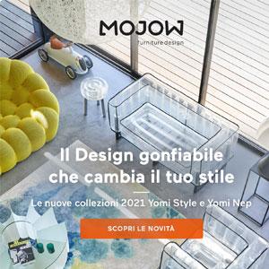 L'arredo gonfiabile eco-friendly che cambia il tuo stile: MOJOW